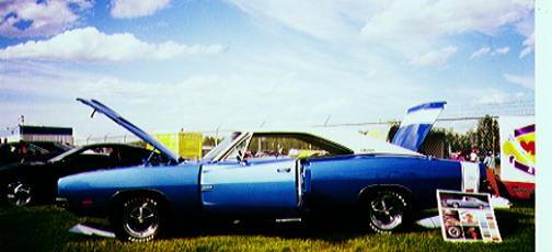 1969 Dodge Charger - photo by Rainero