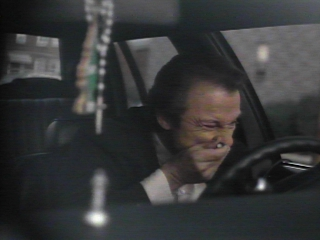 The Bad Lieutenant played by Harvey Keitel snorting Cocaine!